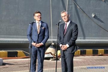 All NATO Allies condemn Russia's aggression in Black Sea