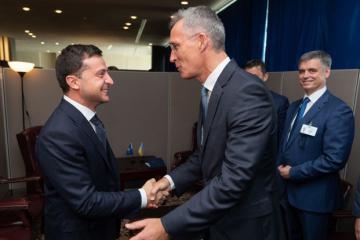 Ukraine needs reforms on way to NATO membership – Stoltenberg