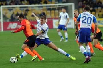 Dynamo beat Shakhtar, reach Ukrainian Cup quarterfinal
