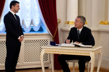 NATO expects Russia to fulfill its obligations under Minsk agreements - Stoltenberg