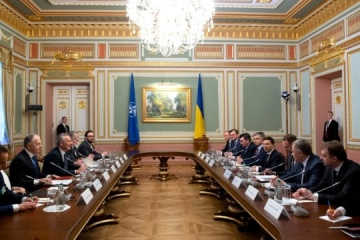 Zelensky: Ukraine committed to deepening cooperation with NATO