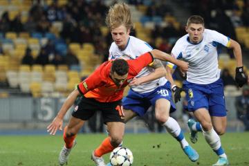 El Dynamo derrota al Shakhtar y avanza a los cuartos de final de la Copa de Ucrania