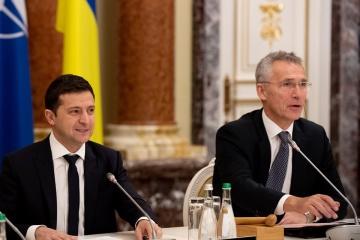 Zelensky assures Stoltenberg that Ukraine fulfills Venice Commission recommendations