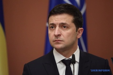 Volodymyr Zelensky : La construction de Nord Stream 2 renforce la Russie et affaiblit l'Europe