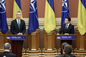 NATO Secretary General expects law on national security to be implemented in Ukraine