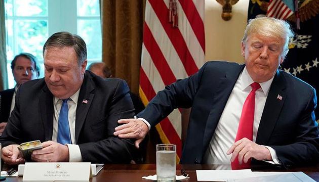 Помпео сказав, чи були спроби у Вашингтона тиснути на Київ