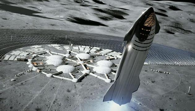 Це - космічний корабель Starship: з ним Маск планує колонізувати Місяць і Марс