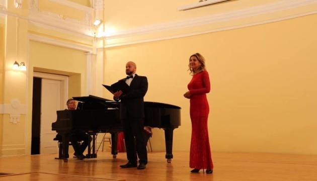 Концерт творів «батька української музики» Миколи Лисенка пройшов у Будапешті