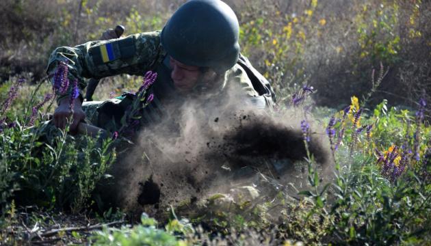 Escalation in Donbas: 41 enemy attacks, one Ukrainian serviceman killed