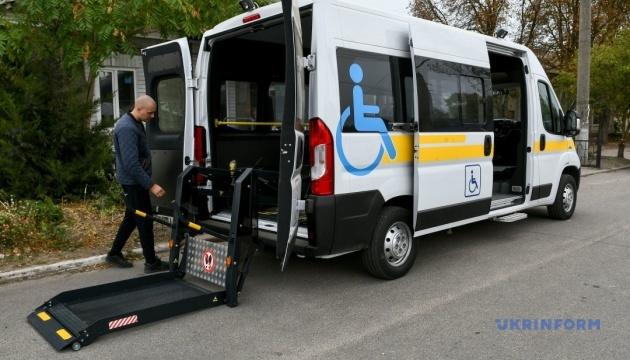 У Запорізькій області перша тергромада отримала «соціальне таксі»