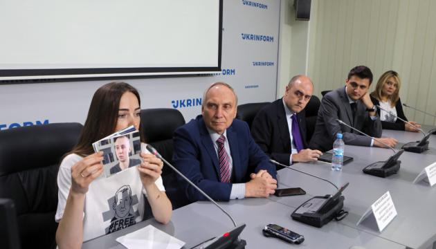 На підтримку полоненого журналіста Асєєва запускають онлайн-акцію
