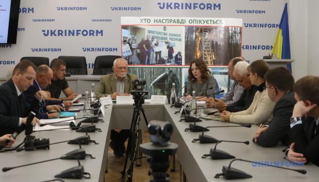 Лось європейський – «яблуко розбрату» українського суспільства