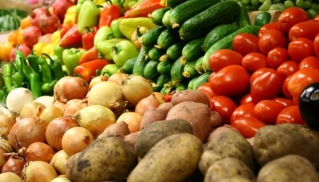 Імпорт овочів в Україну побив дев'ятирічний рекорд