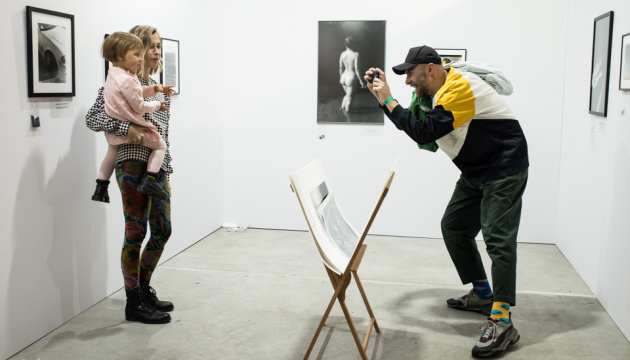 В столице проходит выставка Kyiv Photo Fair 2019