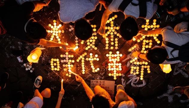 На протестах у Гонконзі — перша смерть: поліція застрелила мітингувальника