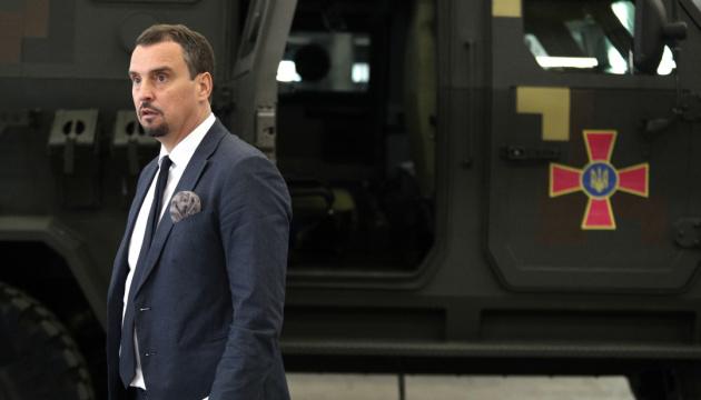 Зеленський звільнив Абромавичуса з посади очільника Укроборонпрому