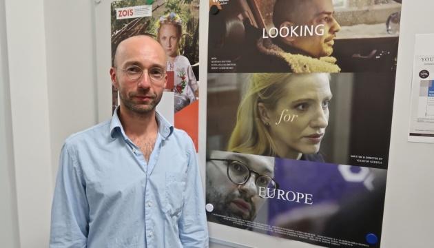Німецький режисер: Мене захоплюють українці, які будують в Україні демократію