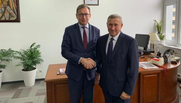 Украина и Польща возобновляют сотрудничество по чествованию памяти жертв воен и репрессий