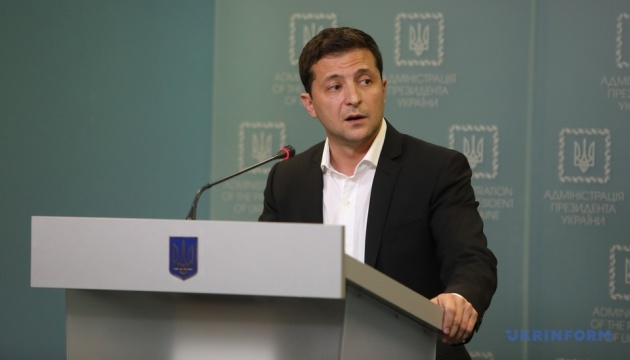 """Präsident Selenskyj: Ukraine sanktioniert Text der """"Steinmeier-Formel"""""""