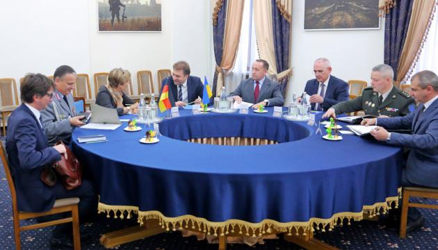 Україна хоче розширення військово-медичного співробітництва з ФРН - Загороднюк