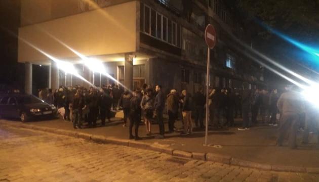У Львові теж протестували проти