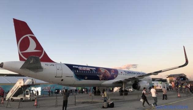 Туреччина повністю закриває міжнародне авіасполучення