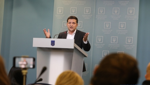 President Zelensky: We agree on wording of 'Steinmeier formula'
