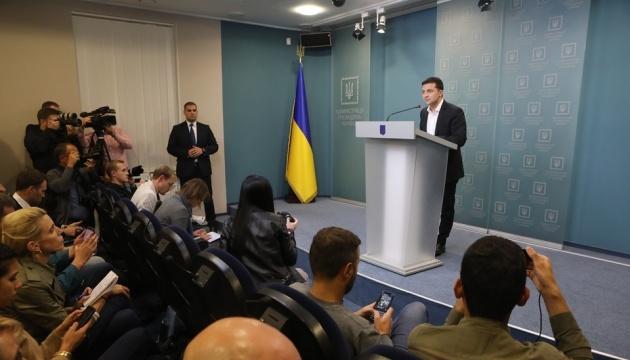 Präsident: Keine Wahlen im Donbass, solange dort russisches Militär ist