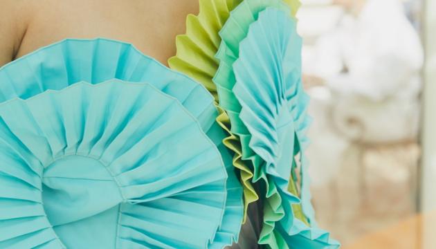 La marque ukrainienne Nadya Dzyak a participé à la Fashion Week de Paris (photos)