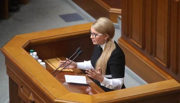 Timoschenko wird wieder gesund