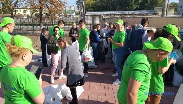 На Дніпропетровщині Слобожанська ОТГ запровадила роздільне сортування сміття