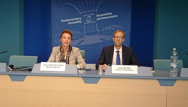 Рада Європи має забезпечити права людини у зонах конфлікту – генсек
