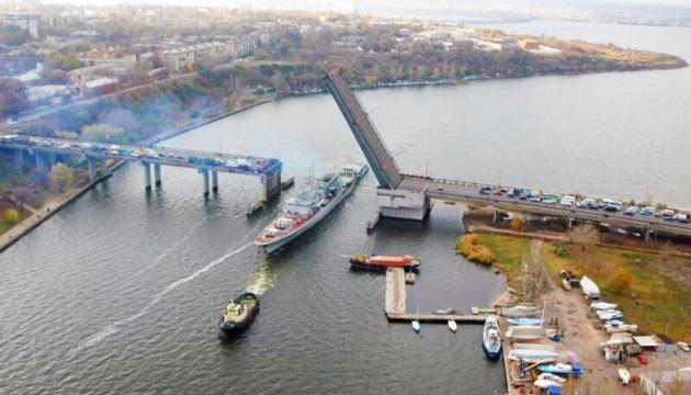Украина просит Японию ускорить начало строительства нового моста в Николаеве