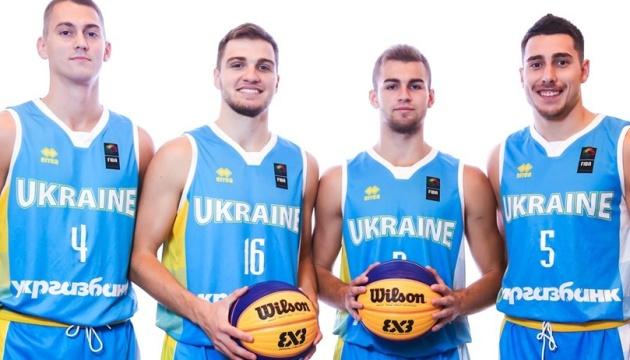 Чоловіча збірна України вийшла в лідери групи на ЧС з баскетболу 3х3