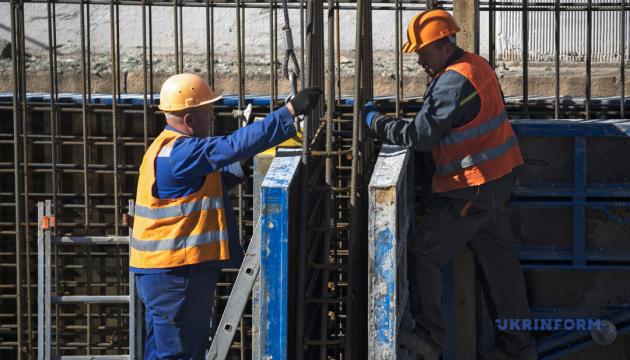 Кличко показал, как ремонтируют Шулявский мост