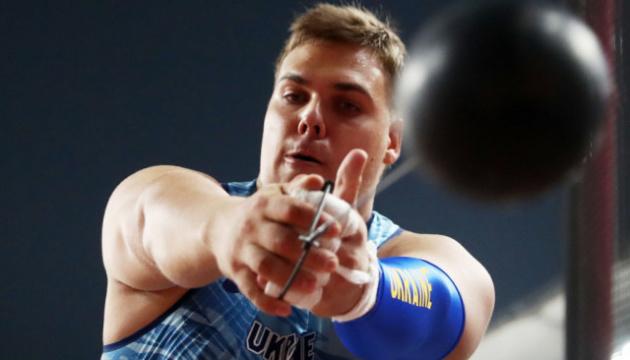 Український молотобоєць Кохан посів 5-е місце на ЧС з легкої атлетики