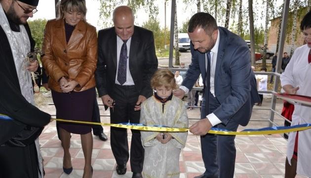 На Вінниччині у Хмільницькій ЦРЛ відкрили нове відділення екстреної медичної допомоги