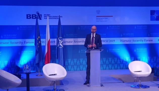 Яценюк посоветовал действующей власти не заботиться о рейтингах
