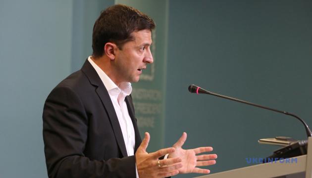 Zelensky says there is no surrender of Ukraine's national interests
