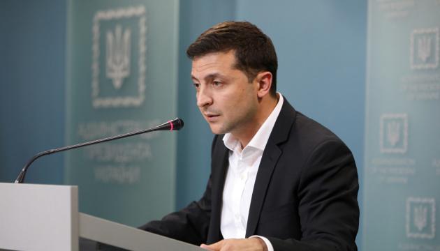 Demain, Volodymyr Zelensky organisera un marathon de presse