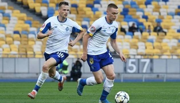 Dynamo Kyiv draw with Lugano in Europa League
