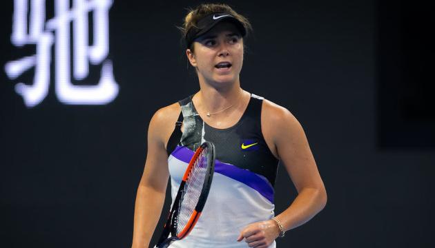 Світоліна програла Бертенс у чвертьфіналі турніру WTA в Пекіні