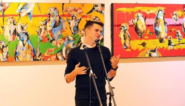 У Чикаго відкривається виставка сучасного українського художника Леся Панчишина