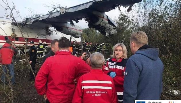 Пасажирів Ан-12 задавило вантажем, що був на борту — Садовий
