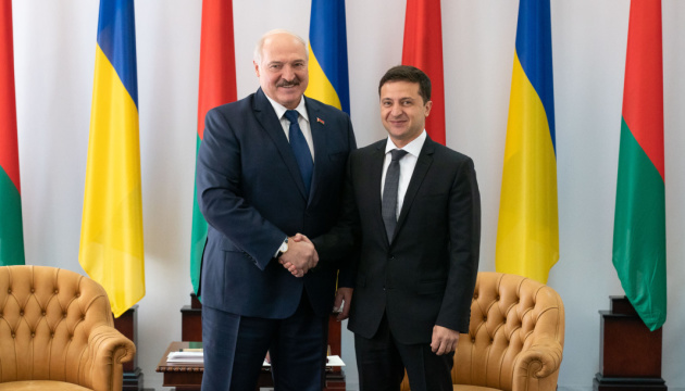 Zelensky, Lukashenko discuss extradition of 'mercenaries' from Belarus