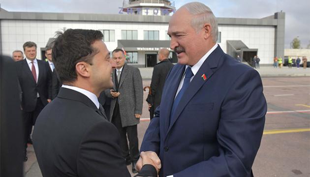 Лукашенко запросив Зеленського до Білорусі