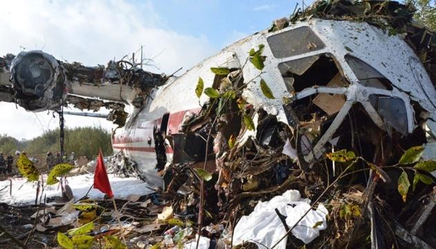 Троє постраждалих в авіакатастрофі Ан-12 під Львовом - у стабільному стані