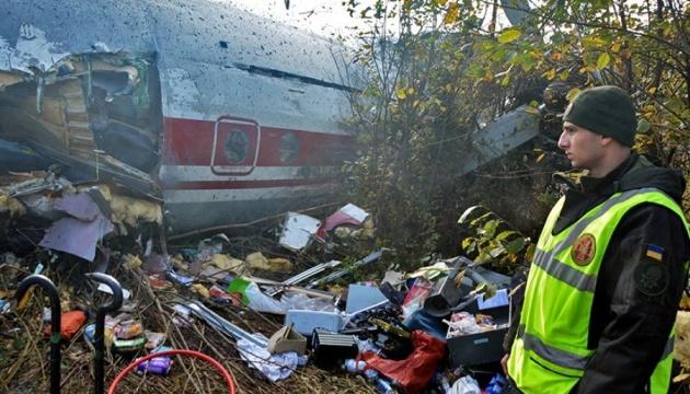 Авіакомпанії, якій належав Ан-12, після аварії призупинили ліцензію