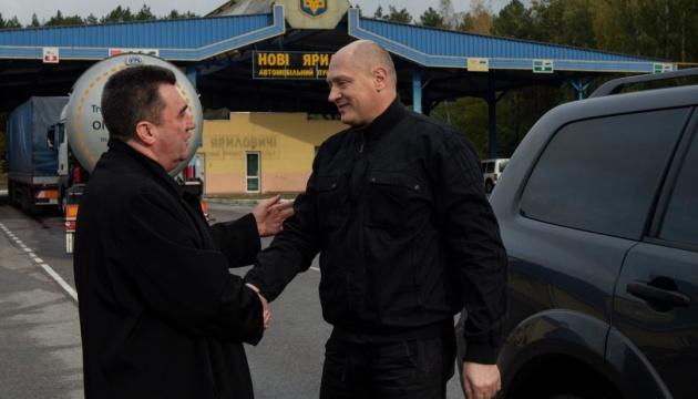 Ukrainian journalist Sharoiko released from Belarus prison