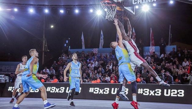 Чоловіча збірна України вийшла в чвертьфінал ЧС з баскетболу 3х3